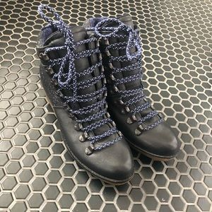 Dolce Vita Lace-up Boots